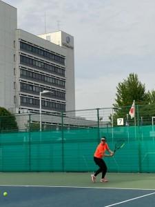 関東学生テニス大会【佐藤直子のテニスがすべて】