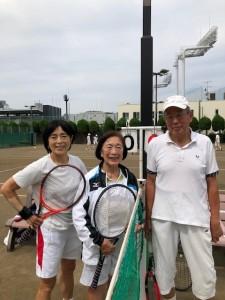 熱中症注意【佐藤直子のテニスがすべて】