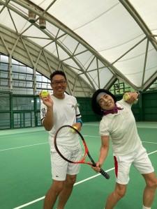 本格練習始動【佐藤直子のテニスがすべて】