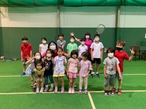 東京ちびっこスターズ【佐藤直子のテニスがすべて】