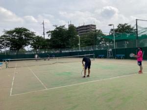 湿度95%【佐藤直子のテニスがすべて】