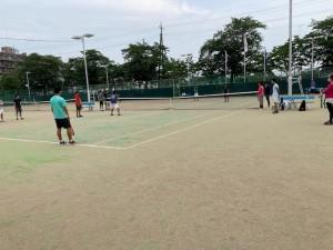 テニス部練【佐藤直子のテニスがすべて】