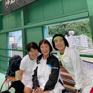 康子ちゃん【佐藤直子のテニスがすべて】