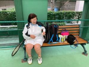 女ダブ【佐藤直子のテニスがすべて】