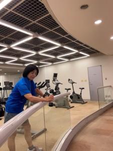 ジムトレ【佐藤直子のテニスがすべて】