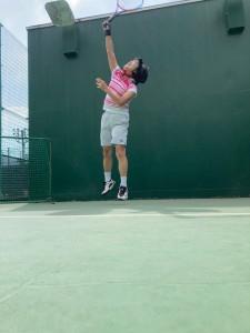 暑さに慣れる【佐藤直子のテニスがすべて】