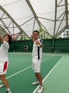 肝心な私が…。【佐藤直子のテニスがすべて】