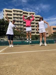 テニスの個人的な練習会【佐藤直子のテニスがすべて】