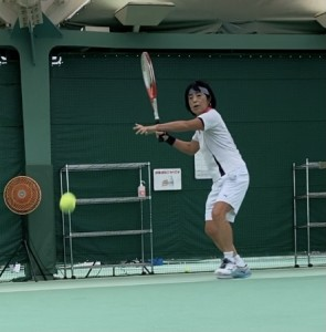 自分が思うよりもっと【佐藤直子のテニスがすべて】
