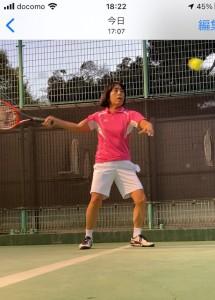 壁打ち【佐藤直子のテニスがすべて】