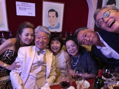 ジョニーさんのバースデー【ちょい不良オヤジ・西尾茂之の辛口blog】
