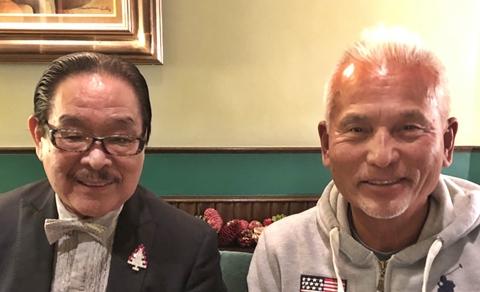 アントニオ古賀さんと【ちょい不良オヤジ・西尾茂之の辛口blog】