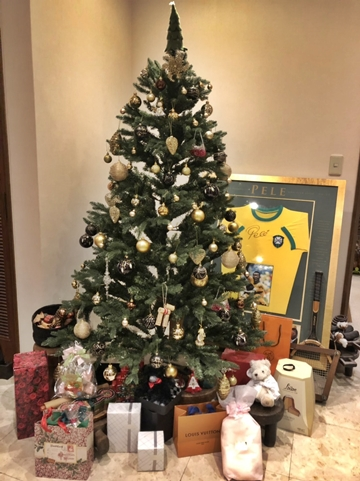 我が家のクリスマスツリー【ちょい不良オヤジ・西尾茂之の辛口blog】