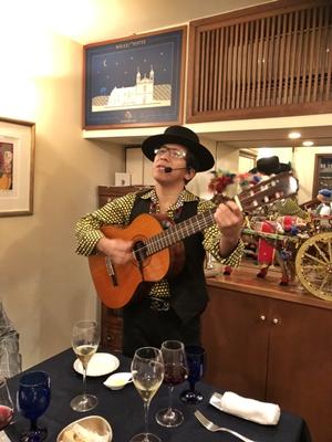 楽しい食事会【ちょい不良オヤジ・西尾茂之の辛口blog】
