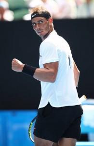 2017 Australian Open - Day 2