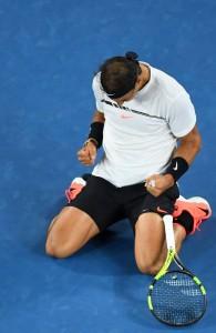 2017 Australian Open - Day 10
