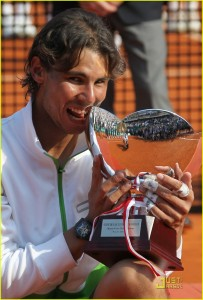 Rafael Nadal breaks a new record winning his seventh straight Monte Carlo Masters title