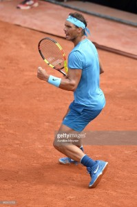 <> at Roland Garros on May 29, 2018 in Paris, France.