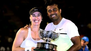 Mixed Doubles Final