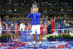 Novak Djokovic - Roger Federer Men's Singles - Final