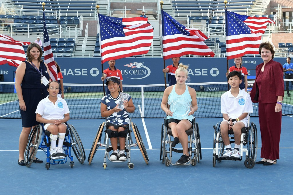 Wheelchair Women's Singles - F