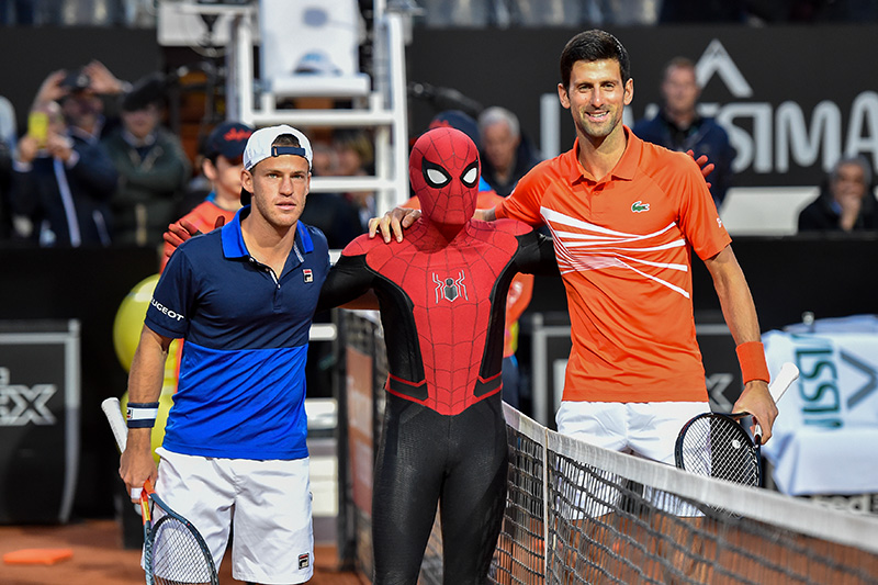 spiderman-novak_djokovic-diego_schwartzman__MAF1286