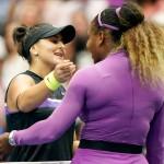20190907 Bianca Andreescu vs Serena Williams - Day13