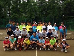 桐蔭学園高校イラコテニスカレッジ合宿 サトテツブログ