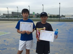 TAIJrCUP8回優勝