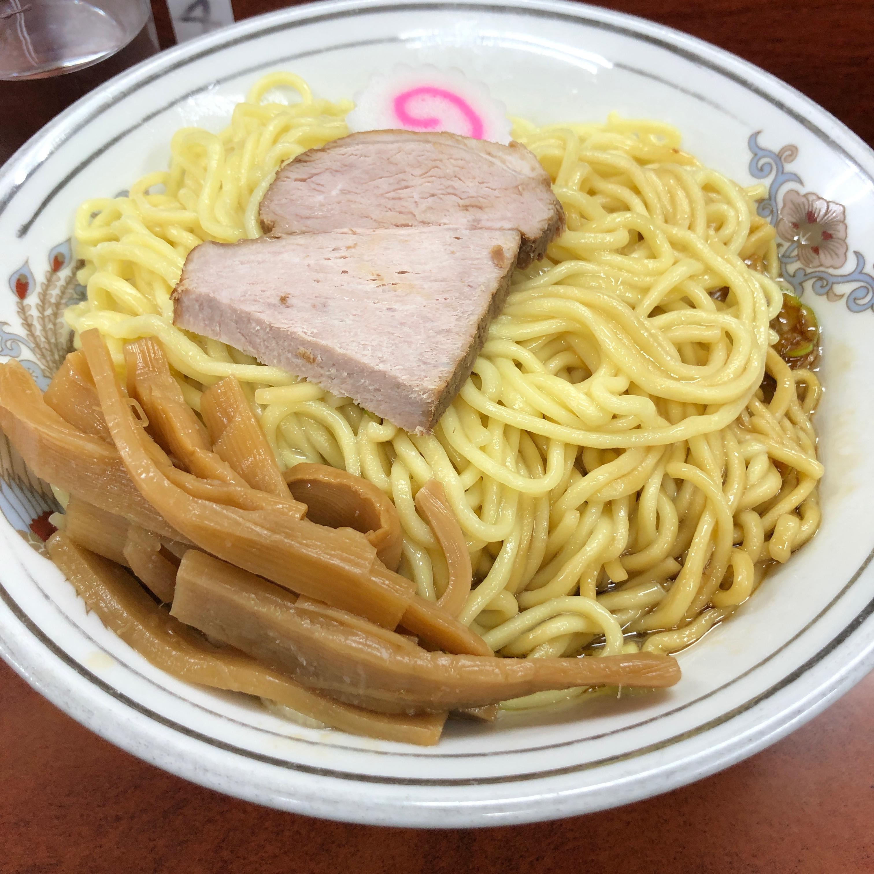 油そば完成系【Takefumi Sato硬式ブログ】