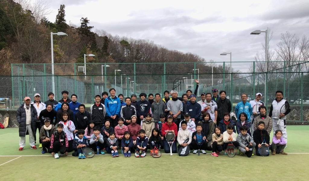 富士通テニス教室2020