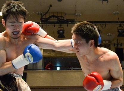 ボクシング 高橋 プレー