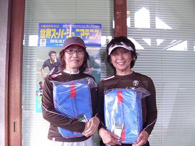 大槻さん・竹中さん〔わくわく稲美TC・トップラン〕
