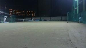 雪かき完了1