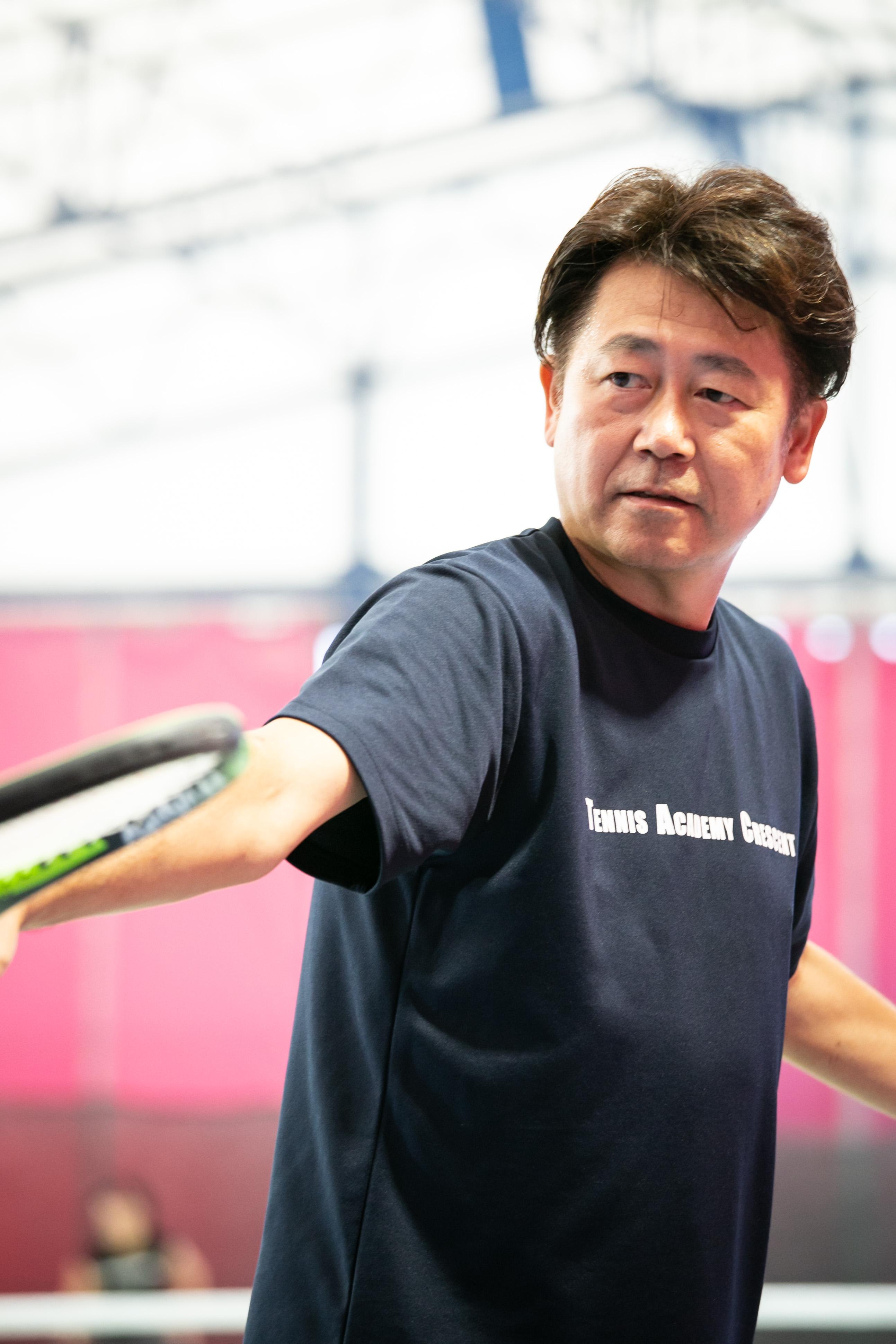 テニスな社長
