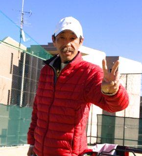 楢木コーチ